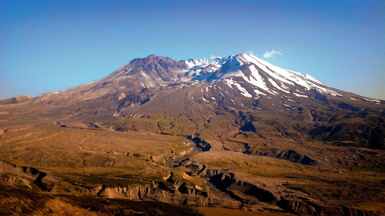 Dating van Mt. St. Helens lavastromen Mam dating een andere man