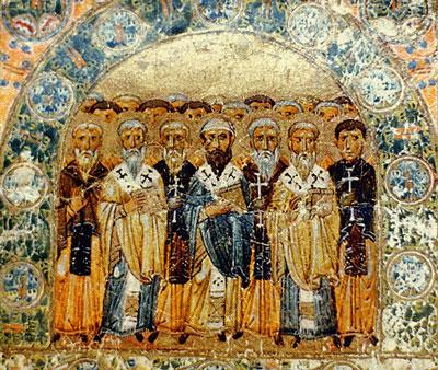 De kerkvaders geloofden allemaal in een relatief recentelijke bovennatuurlijke schepping van de aarde.