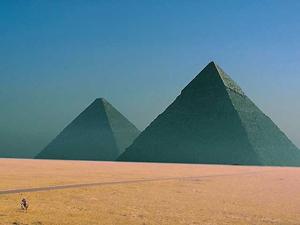 Egyptische pyramiden