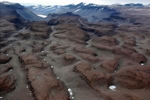Het Labyrinth in Antarctica