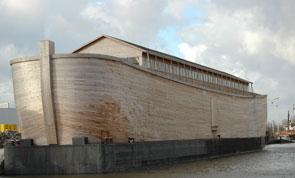 Ark, februari 2007, foto P. Zoutman