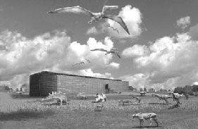 Dieren bij de ark