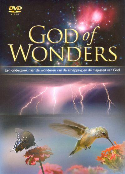 DVD God of Wonders