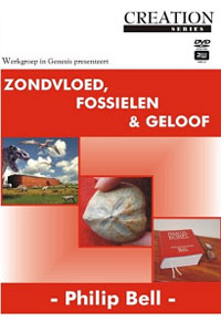 DVD: Zondvloed,fossielen en geloof